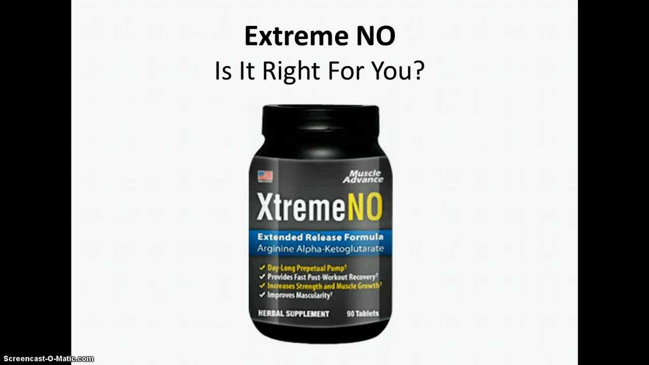 Xtreme No Muscle Builder Does Xtreme No Really Work Youtube