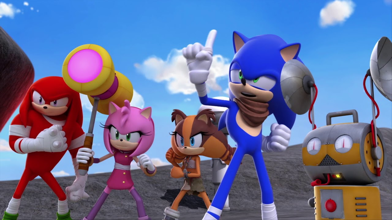 Sonic Boom Now Available Youtube