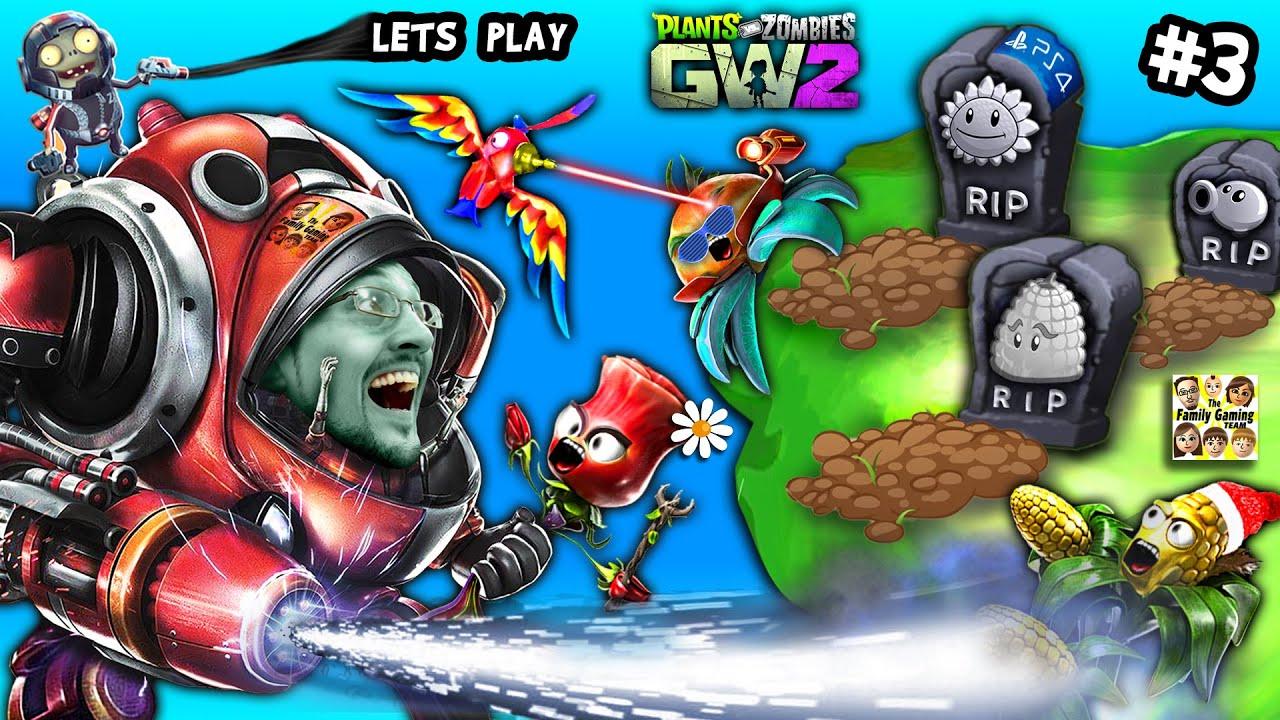 duddy the plant killer lets play plants vs zombies garden warfare 2 3 3rd times a charm fgteev youtube - Pvz Garden Warfare 3