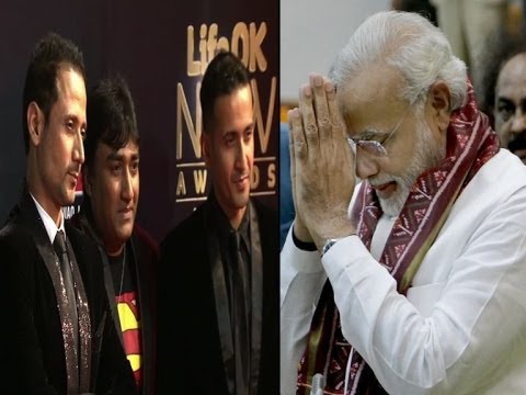Meet Brothers Anjaan's Song For Narendra Modi - Bollywood Country Videos