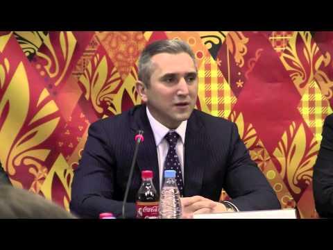 Александр Моор глава администрации города Тюмени