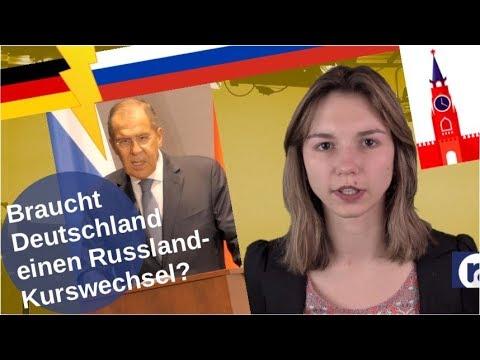 Braucht Deutschland einen Russland-Kurswechsel?