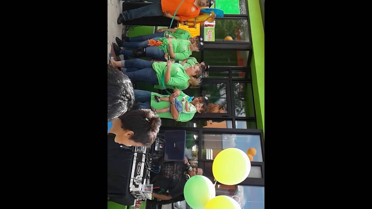 La Inauguracion De La Paleteria Las Delicias De Michoacan Joliet Il