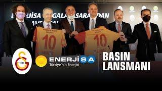 📺 Galatasaray & Enerjisa Kurulum Anlaşması İmza Töreni