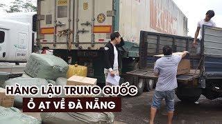 Hàng lậu từ Trung Quốc bán tết ồ ạt về Đà Nẵng