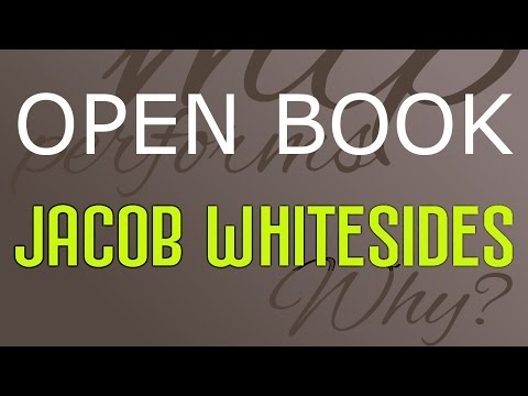 Open Book - Jacob Whitesides [cover by Molotov Cocktail Piano]