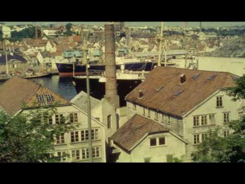 Stavanger på 1960 og 1970 tallet