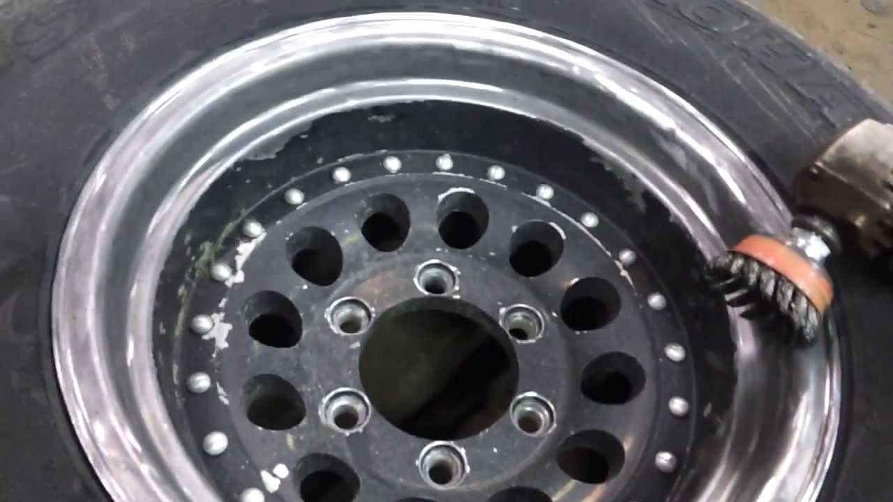 How To Remove Paint Off Aluminum Wheels