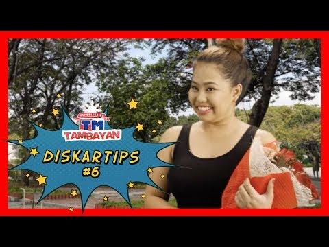 Paano Mag-Valentines Kung Single Ka?  Diskartips 6 ft Baninay Bautista