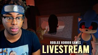 LOOKING FOR THE SCARIEST GAME IN ROBLOX