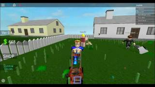 roblox Cut The Lawn just a bad video dont click on this