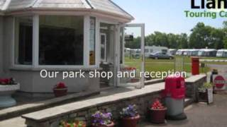 Llandow Caravan Park, Glamorgan, South Wales