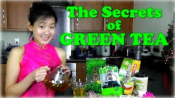 GREEN TEA: Secrets to Flat Belly, Youthful Skin & More