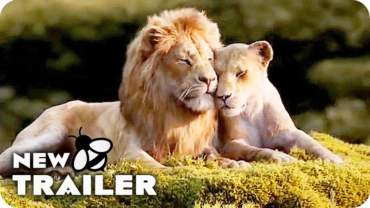 The Lion King Can You Feel The Love Tonight Song Trailer 2019 Disney Movie