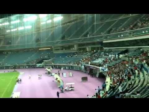 Kuwait vs Egypt | Friendly Football Match at Jaber Stadium in Kuwait