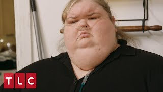 Tammy Learns She Gained More Weight | 1000-lb Sisters:
