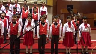2016-03-22 崇真小學Songsters