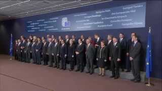 European Council - Family photo