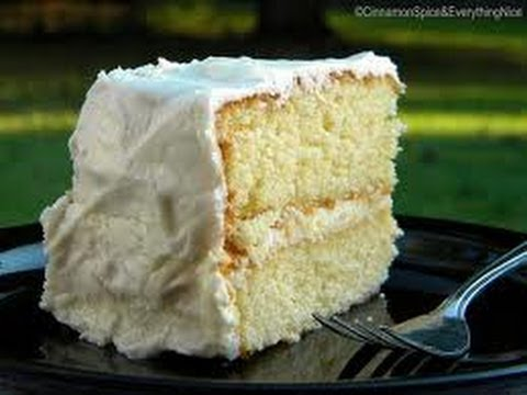 MELT IN YOUR MOUTH SOUR CREAM POUND CAKE - How To QUICKRECIPES