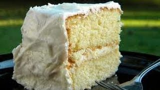 Melt In Your Mouth Sour Cream Pound Cake - How To
