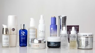 My Favorite Skincare Products at the Moment