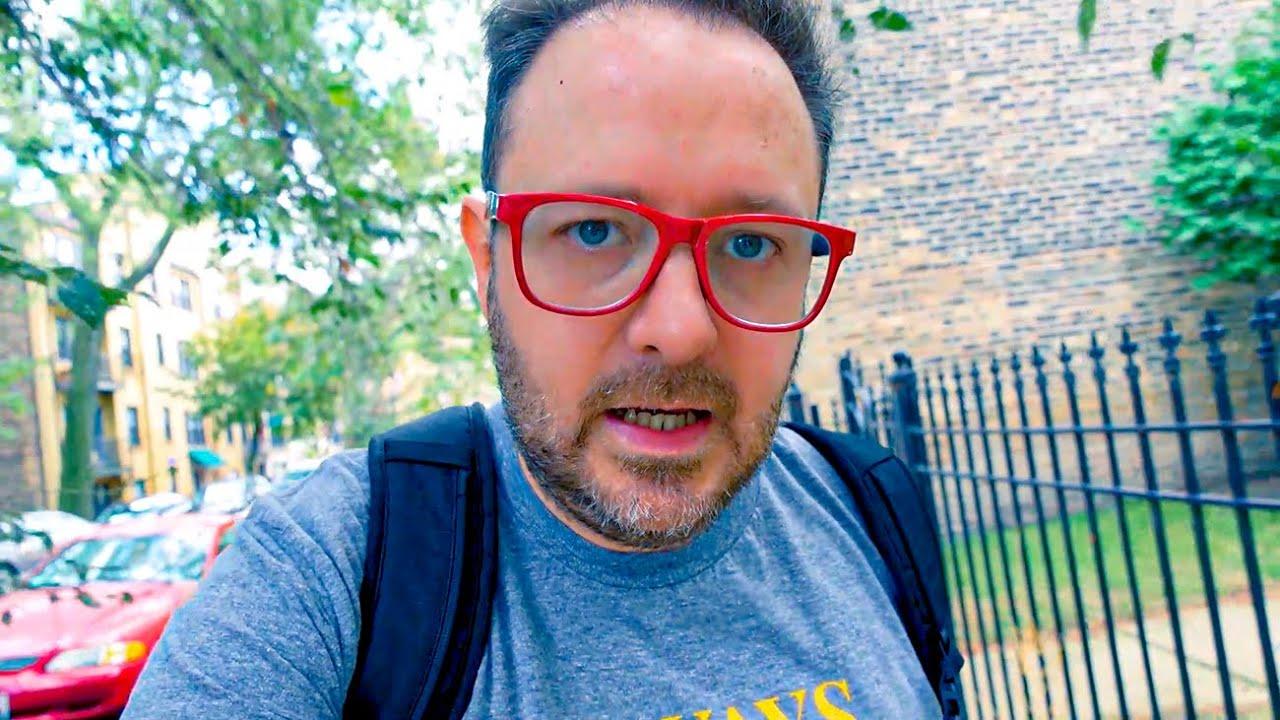 Walking Through My American Neighborhood | CHICAGO NORTH SIDE