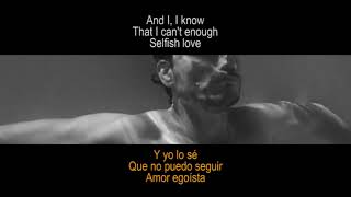 Jessie Ware - Selfish Love Lyrics (Español - Ingles) Si te gusta la...