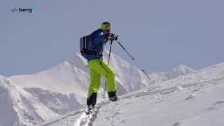 Skitouren mit Freeride Weltmeisterin Nadine Wallner