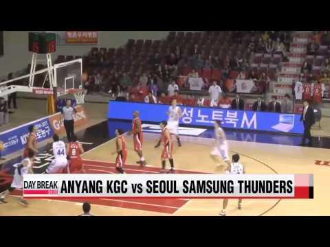 KBL, KGC vs Samsung   KBL, KGC : 삼성