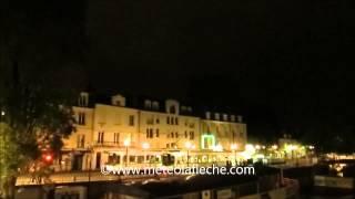 Orage du Vendredi 6 Juin 2014 à Nantes