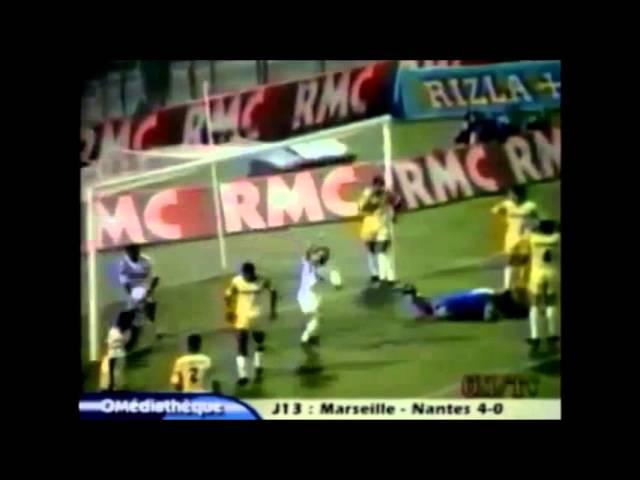 FC Nantes - Le résumé de la Saison 1991-1992