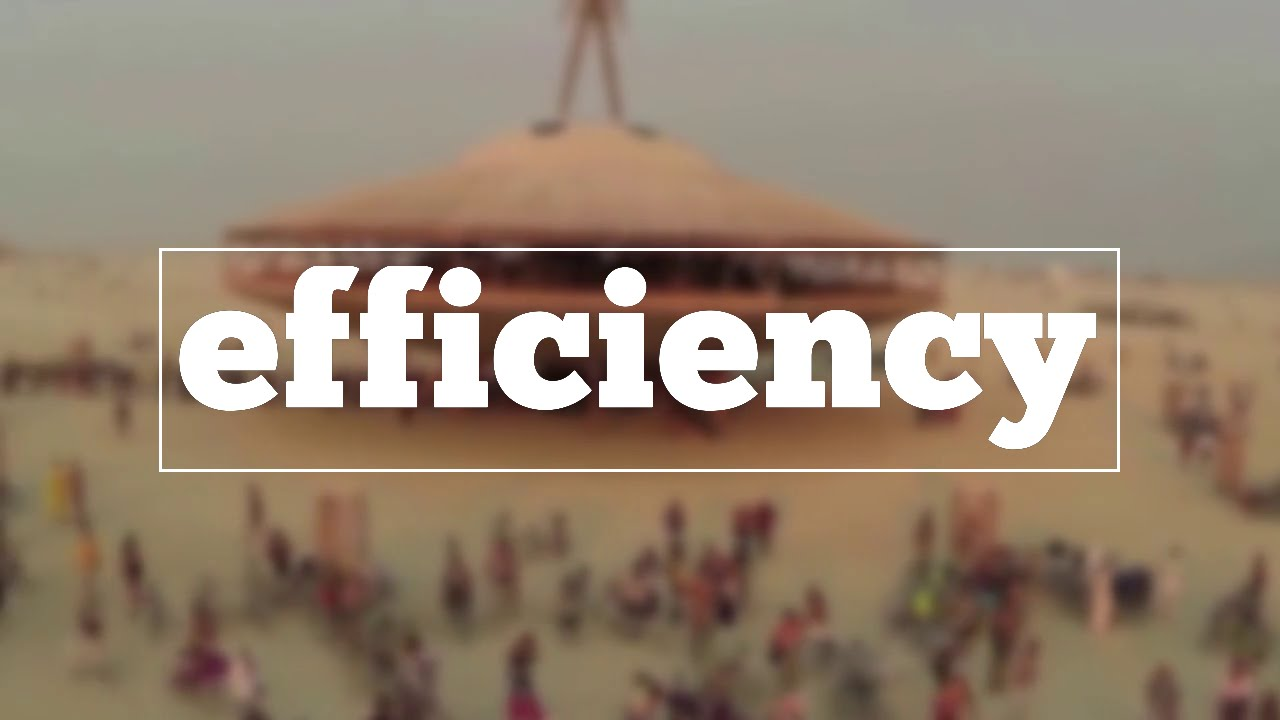 efficiency spelling and pronunciation - YouTube