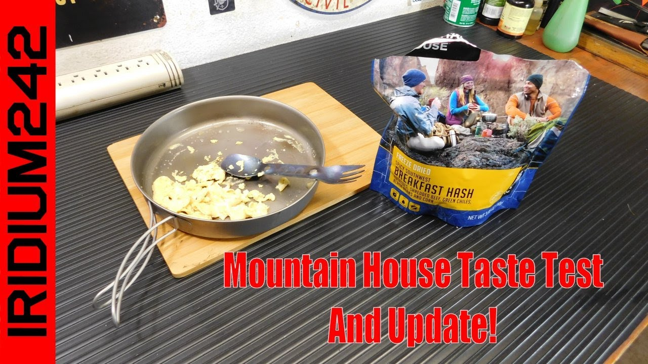 New To Me Mountain House Entree And Update On Availability