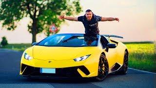 mein NEUES AUTO, Lamborghini Huracán Performante Spyder