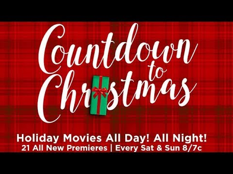 Countdown to Christmas 2017  Hallmark Channel