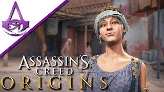 Let's Play Assassin's Creed Origins Deutsch. Assassin's Creed Gamep...
