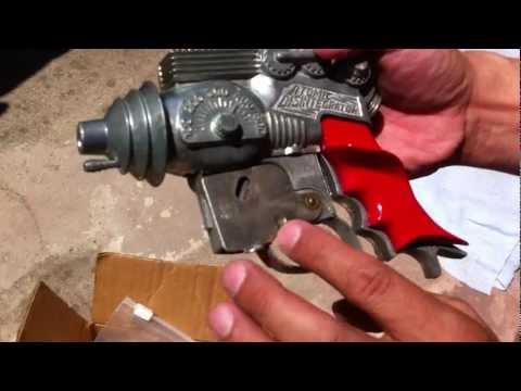 Hubley Atomic Disintegrator - Unboxing