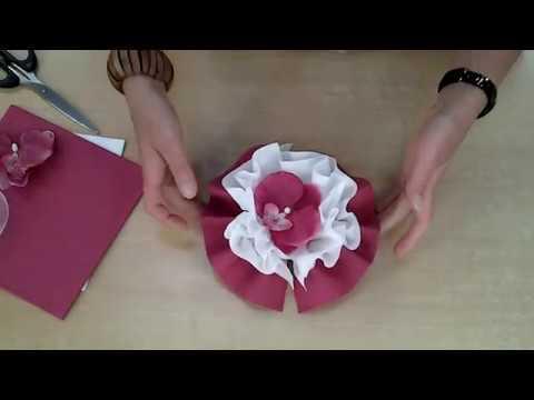Le Lotus Etalmag Pliage De Serviettes Youtube