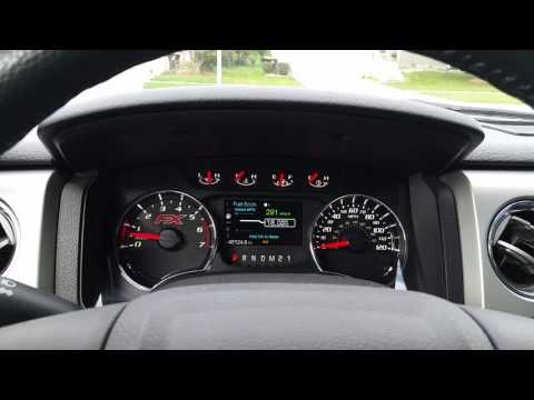 2013 F150 Gauge Cluster Issues