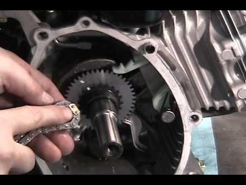 Subaru-Robin EX17 Timing+&+Chain+Installation+on+EX+engines 正時齒輪與鏈條安裝