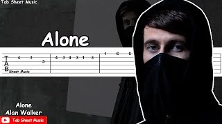 Download Alan Walker - Alone Guitar Tutorial