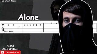 Alan Walker - Alone Guitar Tutorial