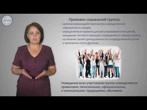 Обществознание 8 Социальная