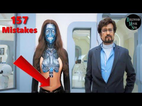 [EWW] 2.0 FULL MOVIE 2018 V/S ROBOT (157) MISTAKES | 2.0 FULL MOVIE V/S ROBOT MISTAKES | RAJINIKANTH
