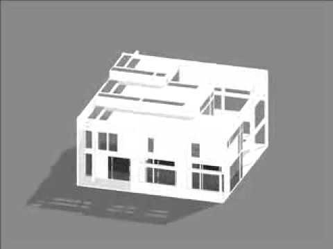 Peter Eisenman house II conceptflv  YouTube