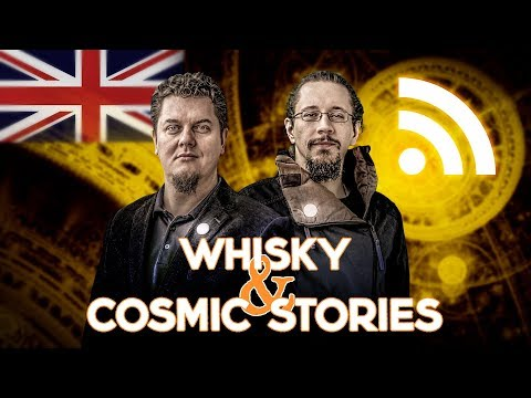 Whisky & Cosmic Stories: Damanhur, Tamera, Abductions and New Paradigms with Betsy Pool