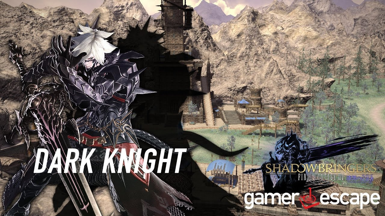 Final Fantasy XIV: Shadowbringers Hands-On with Dark Knight