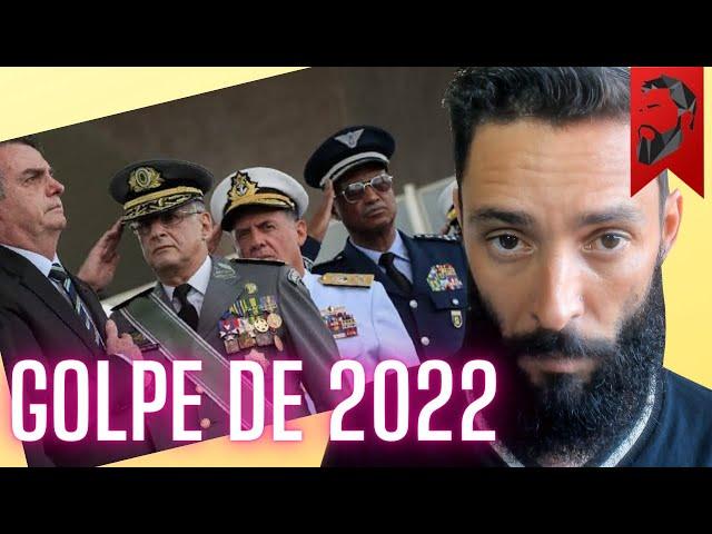 Bolsonaro Quer Federalizar Polícias Militares para Garantir o Golpe de 2022 (O Melhor da Live)