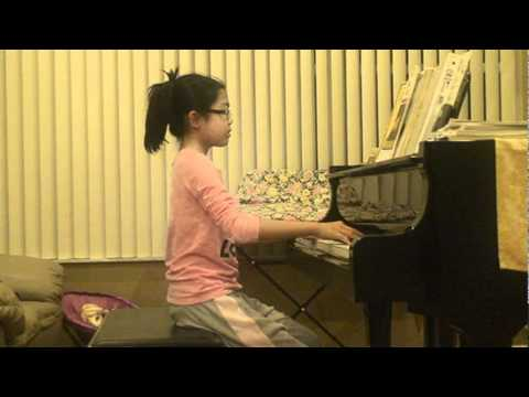 Christine Tao Plays Promise of Spring by Dennis Alexander
