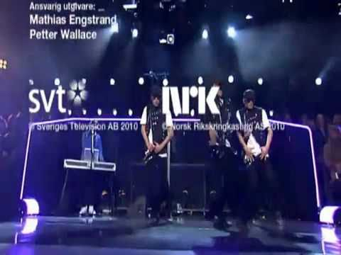 O-Bee Feat. Genevieve Jackson - All Around The World (Live Performance